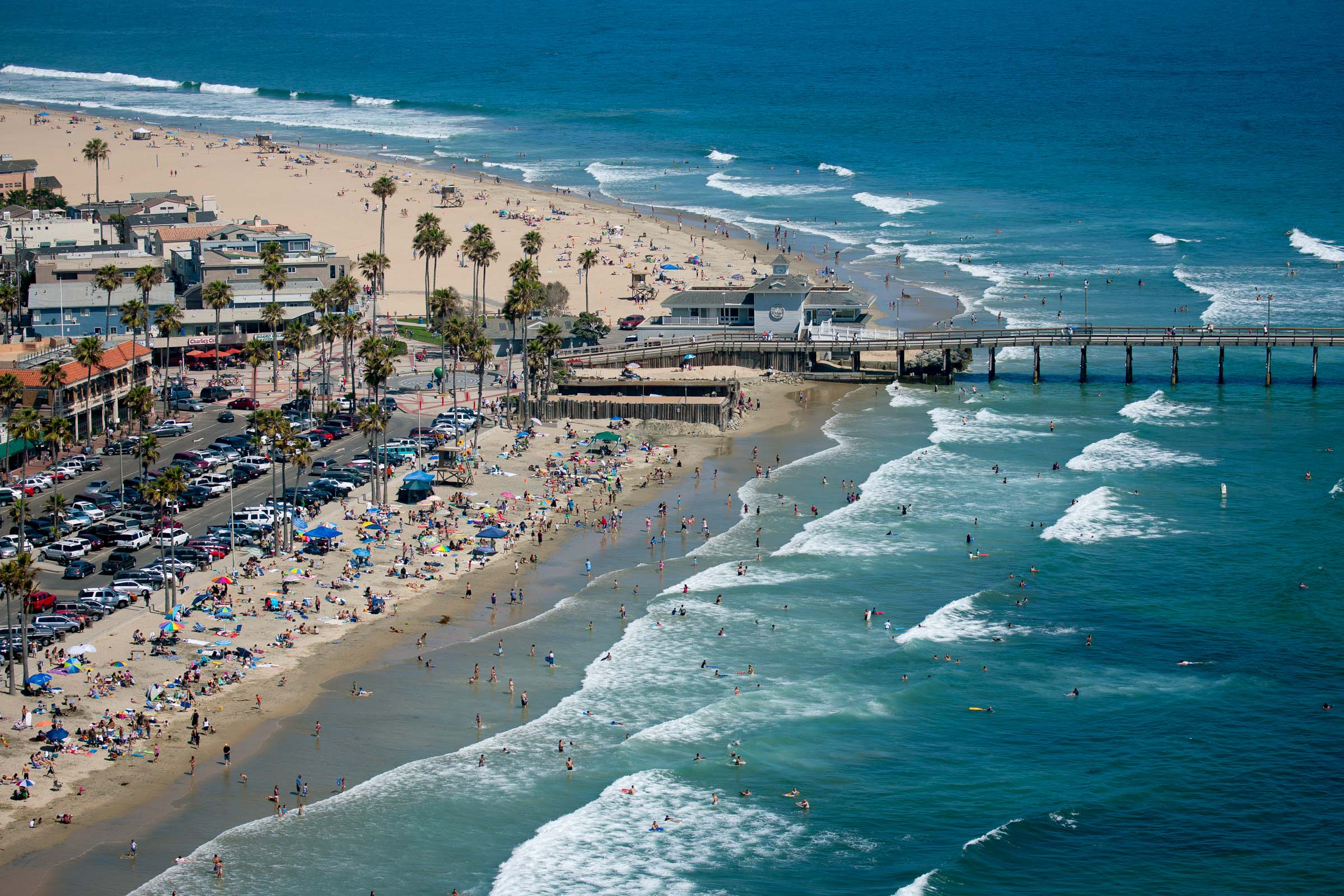 Los Angeles aerial photography Stefen Turner Architectural Photographer Newport Beach