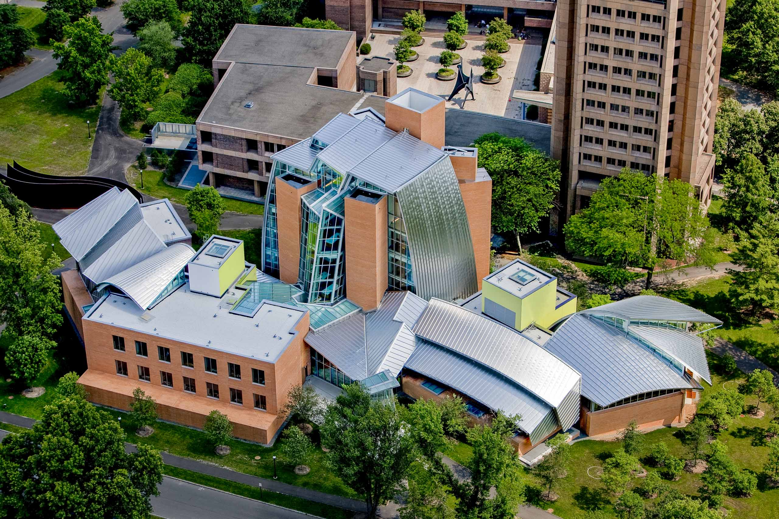 Aerial Photography of Schools and Colleges