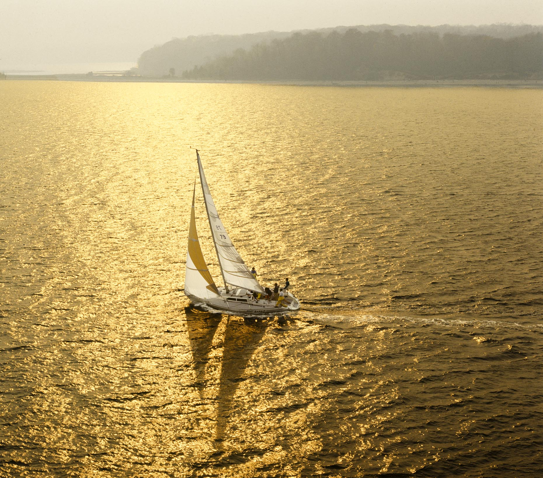 Yachting Photography by Stefen Turner