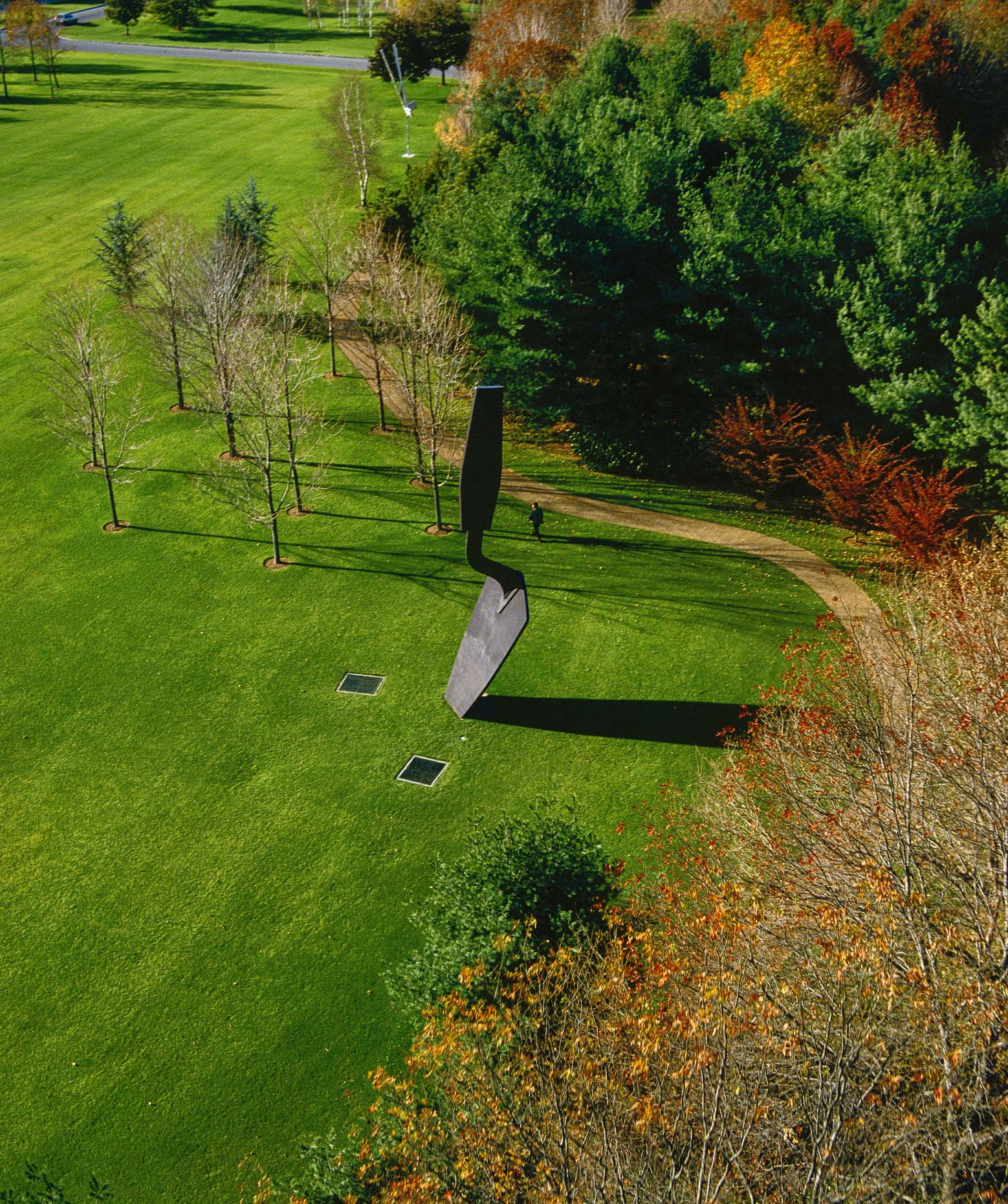 Westchester aerial photography Stefen Turner architectural photographer Purchase