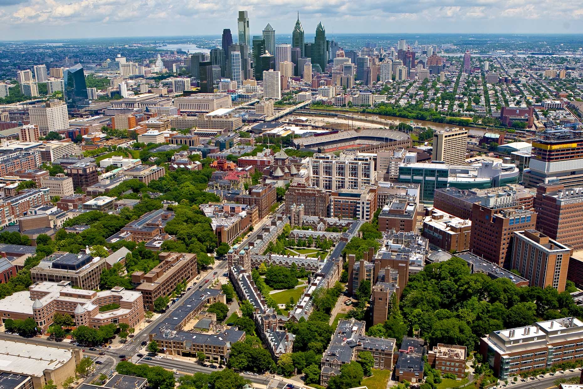 Philadelphia aerial photography Stefen Turner photographer