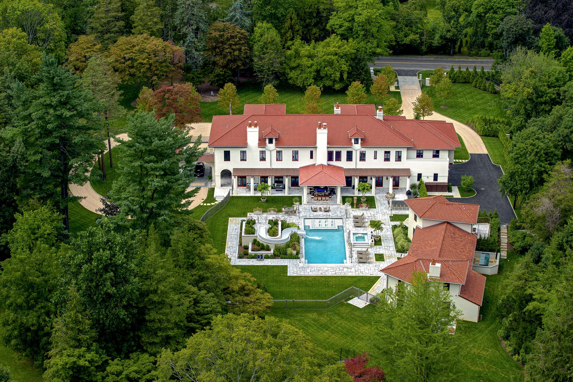 Westchester aerial photography Stefen Turner architectural photographe