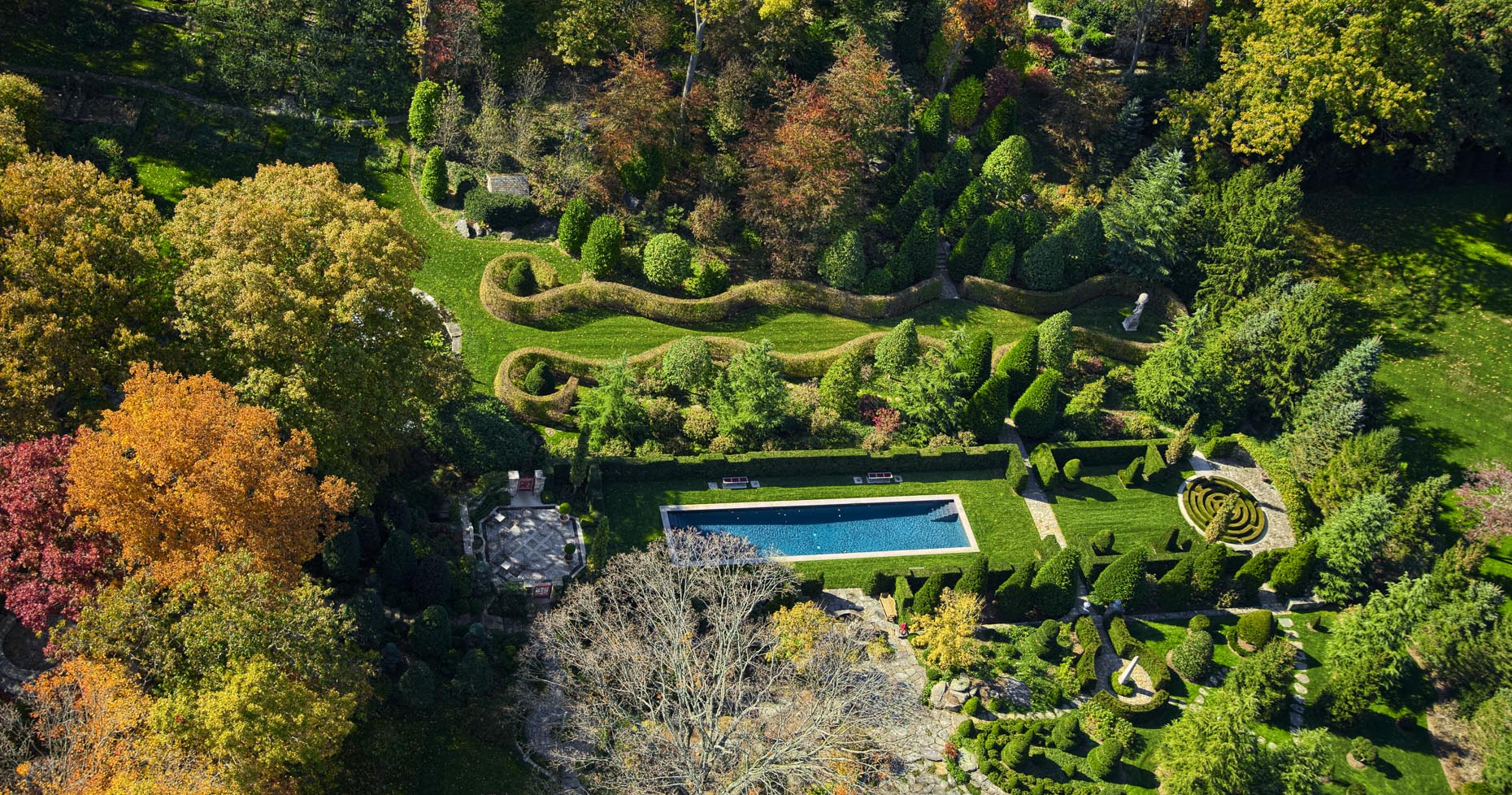 Connecticut aerial photography Stefen Turner architectural photographer Greenwich